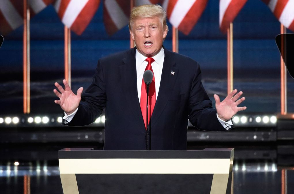 Sizing Donald Trump