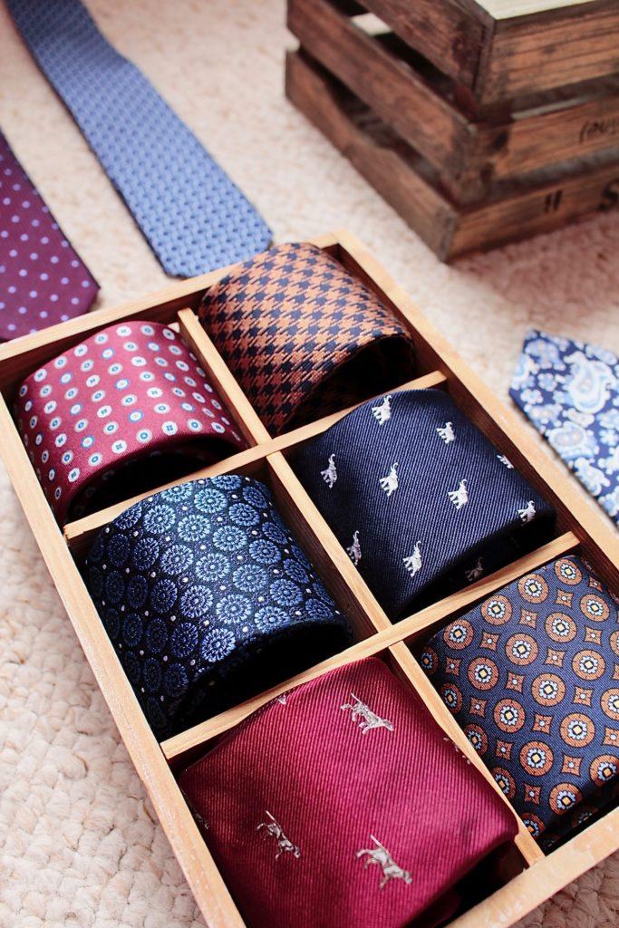 Krawat zwierzęta