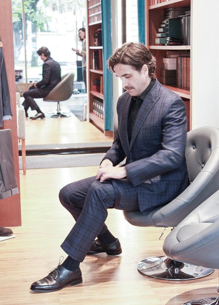 Marcin Dorociński - Buczyński Tailoring