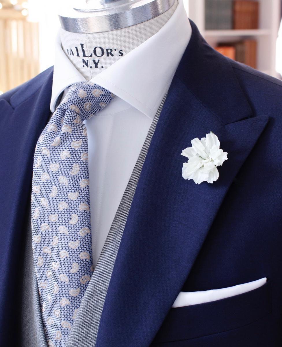 krawat ślubny 3