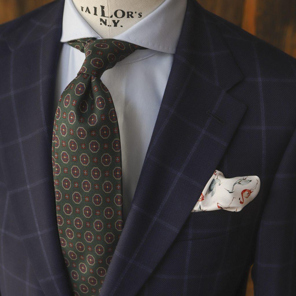 zielony-krawat-ornamenty3